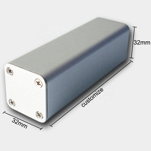Top Quality Anodized Extrusion Aluminum Electron Device Box