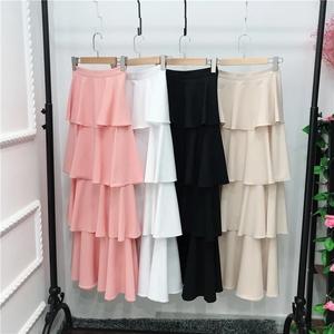 f1cd4448663be China tiered long skirt wholesale 🇨🇳 - Alibaba