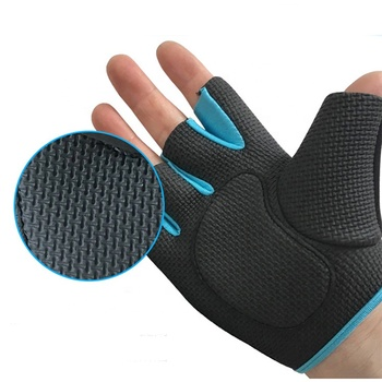 Customized Logo Fitness Thin Sport Gloves