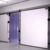 cold room insulated cooler sliding door