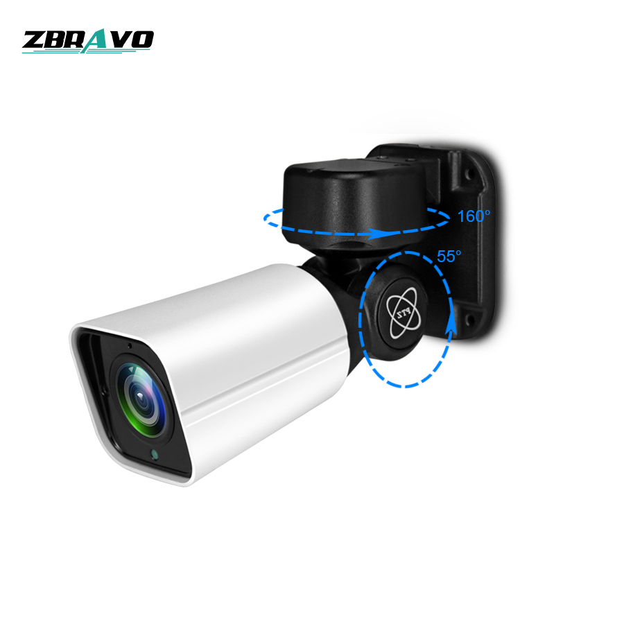 꾸준한 Function 굿 Quality 야외 방수 IP PTZ 5MP POE IP PTZ Camera