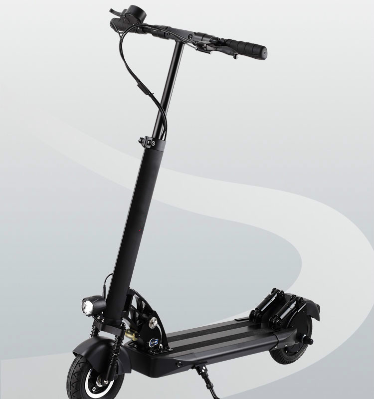 2019 hot selling 48V 1600W foldable dual motor 800w electric scooter 48v for adults, Black
