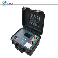 Laboratory TTR Transformer Turn Ratio Auto-Connection Group Recognition Tester Voltage Ratio Testing Set