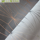 Best Quality Popular New Modern Design Wall Paper Metallic PVC Wallpaper