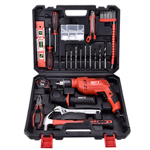 Mpt Klopboormachine Kit 44 Pcs Power Tool <span class=keywords><strong>Set</strong></span> 550 W Power Handboor Kit 13 Mm Elektrische Schroevendraaier