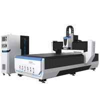 Competitive price China ATC 1325 woodworking carving machine CNC router for wood aluminum metal cutting