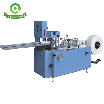 China Supply Automatic Tissue Paper Napkin Embossing Machine