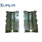 Aluminum bottle blow mould