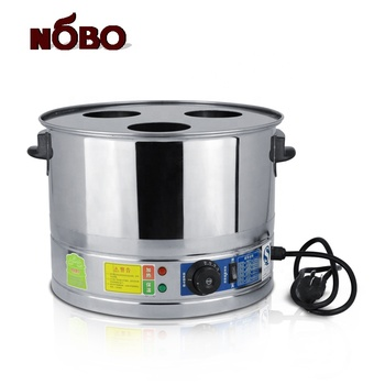 40cm commercial electric stainless steel dim sum food steamer