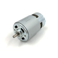 high speed high torque 100w 200w rs775 24v 12v dc motor