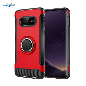 Maxshine Plush Smartphone Phone Case For Samsung S10 S10 Plus S10E Case Cover