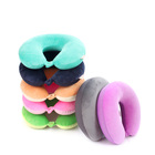 Wholesale Cute Neck U Shape Travel Pillow Corporate Christmas Gift