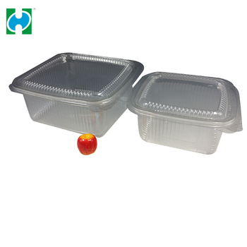 Plastic Sandwich Container Plastic household  container food storage organizer box