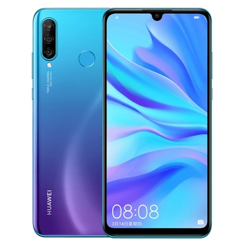 New Huawei Top Quality Smart Huawei Nova 4e / P30 Lite, 32MP Front Camera,  6GB+128GB Android Phone Cell Phone Unlocked, View Free Sample 4G Smart