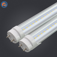 ETL cETL DLC CE SAA Hot sell 4ft 4 feet 1.2M 1200mm 22W T8 LED tube light with Epistar LED for Office Warehouse Factory Lighting