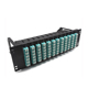 Necero 20 years fibra optica cable OEM manufacturer supply 12 24 48 port fiber optic patch panel