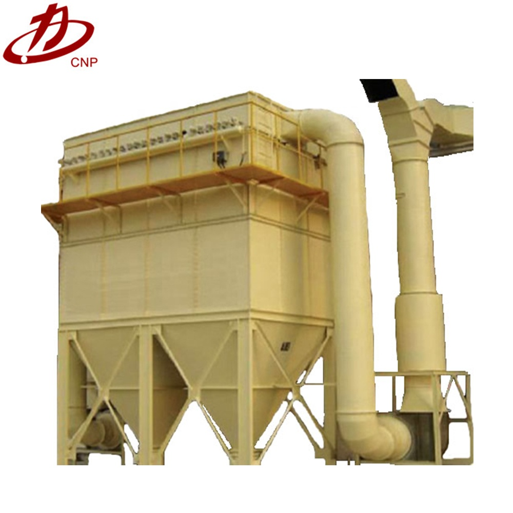 Luchtfilter zak meel aluminium poeder filter auto cleaning dust collector
