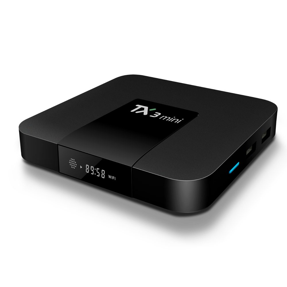 Amlogic S905W tv kutusu Android 7.1 set top box TX3 Mini 1 gb 8 gb 2 gb 16 gb tv kutusu android 4 k TX3mini