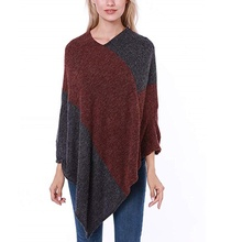 Herbst Marke Poncho Frauen Top Stricken Wolle <span class=keywords><strong>Pullover</strong></span> Großhandel