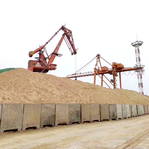 Malaysia River Sand for Construction and for Cement Manufacture