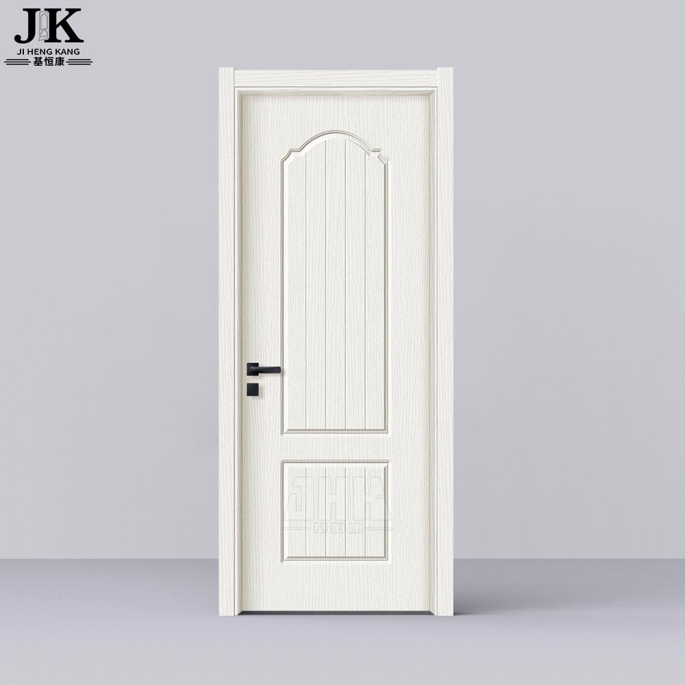 Jhk P18 Latest Design Pvc Bathroom Door