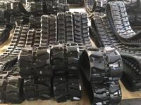 Good quality rubber track for mini excavator partsmini digger rubber crawler used YuChai YC35r rubber belts
