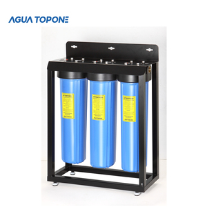 AGUA TOPONE 3stages 20inch replacement water filter with PP GAC CTO