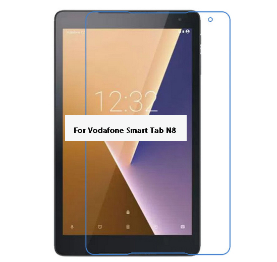 Clear Soft Ultra Slim Tablet Screen Protectors For Vodafone Smart Tab 4 N8 10.1 Protective Film Tablet Screen Protectors