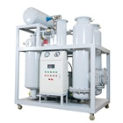 High Vacuum Gas Turbine Oil Machine Oil Purifier /Low Cost Gear Oil Filter Machine