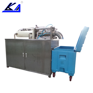 Dry Ice Blasting Production Machine Price for Mold Cleaning