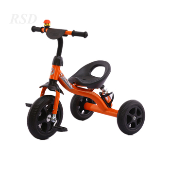 china wholesale cheap price children's tricycles australia,kids trike with canpoy 2 in 1,steel tricycle with handle for parent