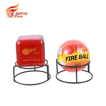 Customize Logo Cover Factory Price Fire Extinguisher Ball For Electrical Fire