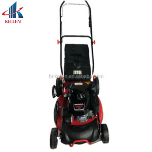 Multifunctional long working life stainless steel manual push lawn  mower/lawn mower tractor in china/grass cutting mower lawn