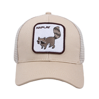 custom Men's Animal Farm Snap Back Trucker Hat