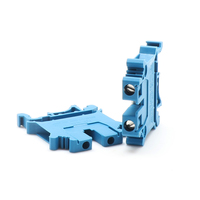 CNBX Factory Price UK waterproof plastic din rail electric aluminium wire connector electric terminal block