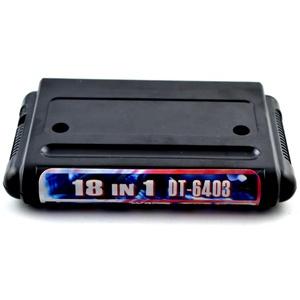 18 in 1 Mini Game Card For Sega MD Genesis System 16 Bit Games Player Classical Game Cartridge For Mega Drive