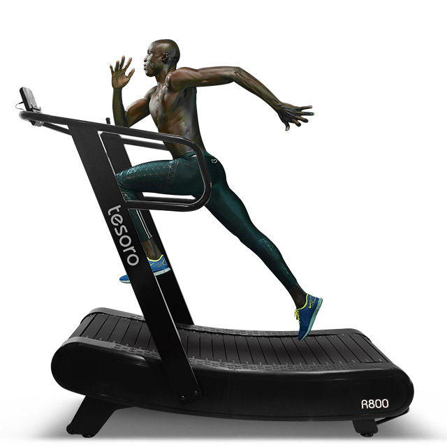 air runner woodway speed treadmill running machine factory directly
