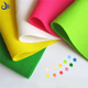 Ex-factory price sale 3MM Thick Color felt Needle punch Polyester craft Felt fabric rolls