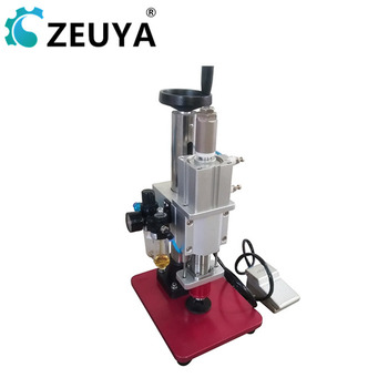 Semi-automatic Bottle Crimper for Vial Bottle Capping Machine