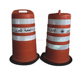 Road Safety Equipment Plastic Traffic Orange Barrel