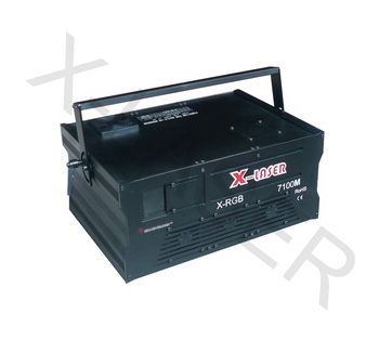 High power advertisement laser projector with FB4 DMX ILDA for club stage building decoration