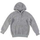 2019 Autumn Winter Factory Price Customer Casual Fleece Sherpa Hoodies