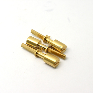 Customized CNC Machined Metal Male Female Slotted Brass Standoff