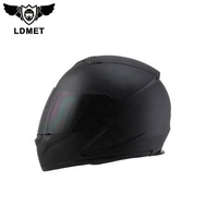 Latest style high quality multiple sizes adults kids motorcycle full face helmet