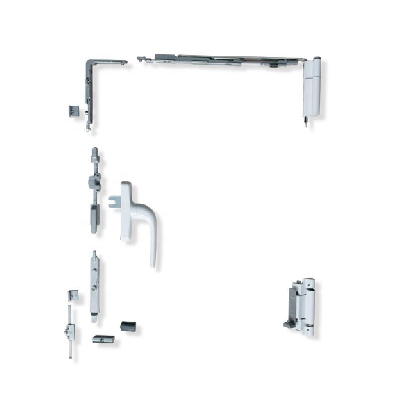 निर्माता झुकाव और बारी खिड़की हार्डवेयर प्रणाली सामान