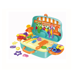 Kids pretend play kitchen toys set fast food cooking fruit car toys