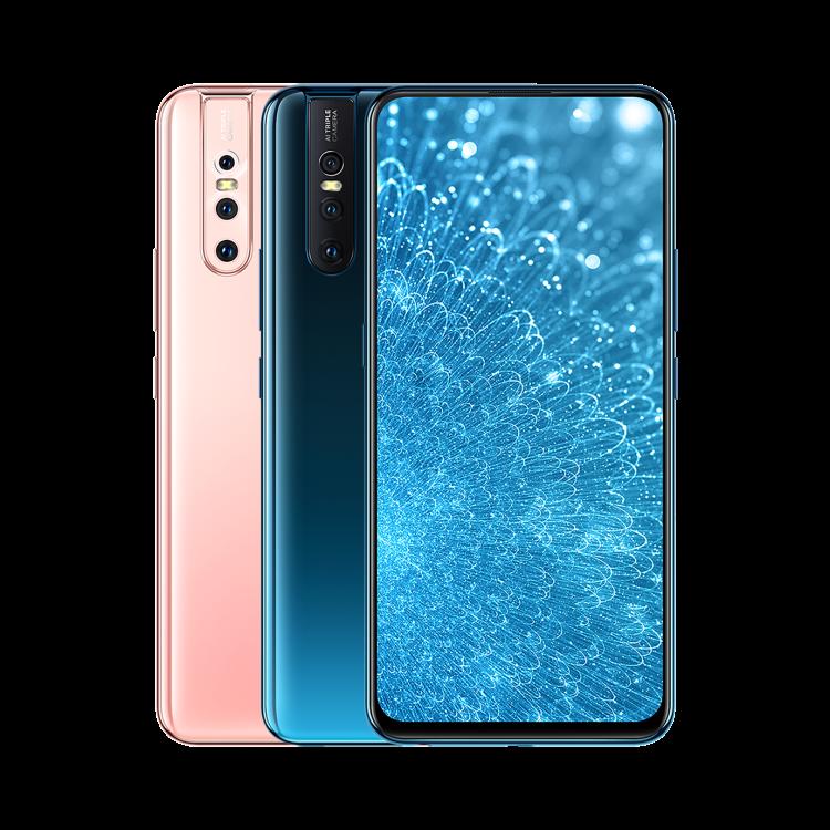 "Original for vivo S1 6GB RAM 128GB ROM Helio P70 Octa Core 6.53 Full Screen Elevating Camera 3940mAh Big Battery Mobile Phone"""