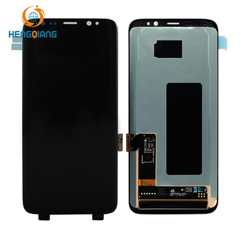 Mobile Phone Spare Parts For Samsung Galaxy S8 LCD Touch Screen