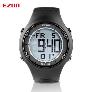 EZON Mens Digital Sport Waterproof Wrist Watch