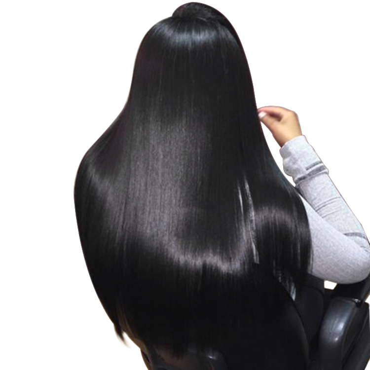 Alimina factory wholesale brazilian hair, best selling cuticle aligned hair,remy mink raw cuticle aligned virgin brazilian hair, Natural color;close to color 1b